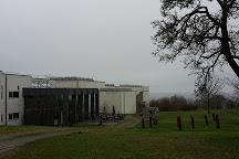 Helligdomsklipperne V. Bornholms Kunstmuseum Helligdommem, Gudhjem, Denmark