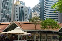 Lau Pa Sat Festival Pavilion, Singapore, Singapore