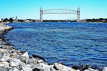 Cape Cod Canal Railway Bridge, Buzzards Bay, United States