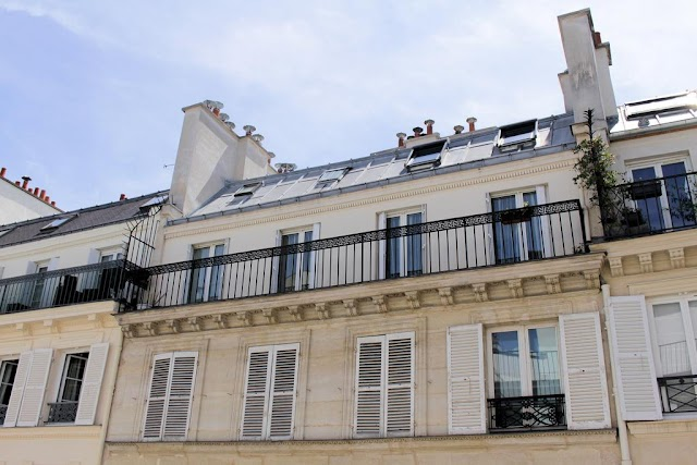 Hôtel Trinité Haussmann****