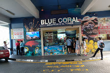 Blue Coral Aquarium, Kuala Lumpur, Malaysia