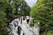 Swallow Falls, Betws-y-Coed, United Kingdom