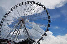 The Great Smoky Mountain Wheel, Pigeon Forge, United States