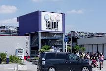 Ashibina Outlet Mall, Tomigusuku, Japan
