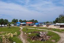 Buyutan Beach, Pacitan, Indonesia