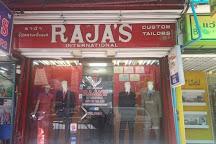 Raja's International Custom Tailors, Bangkok, Thailand