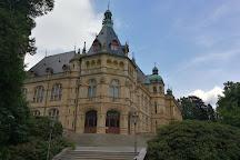The Museum of North Bohemia, Liberec, Czech Republic