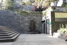 Piscina Antilen, Santiago, Chile