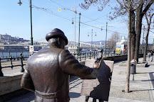 Ignac Roskovics Statue, Budapest, Hungary