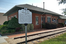 South Hill Model Train Museum, South Hill, United States