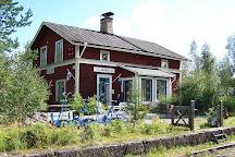Station Sagen, Vansbro, Sweden