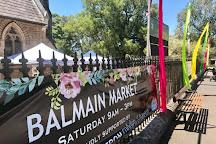 Balmain Market, Balmain, Australia