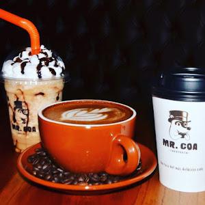 MR.COA Café 0