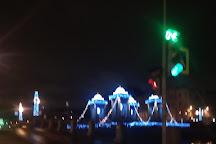 Lomonosov Bridge, St. Petersburg, Russia