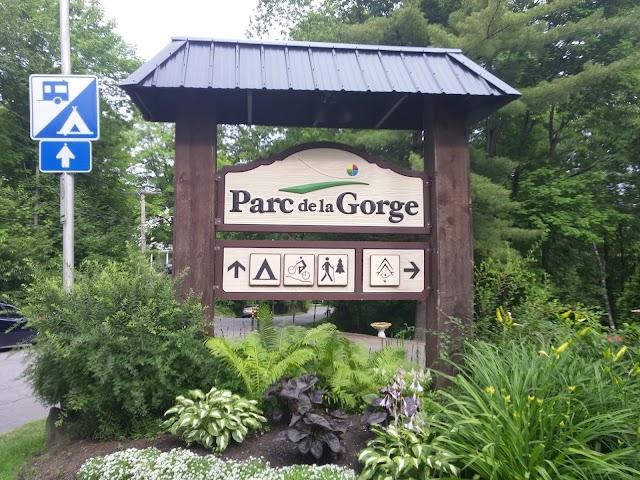 Parc de la Gorge de Coaticook