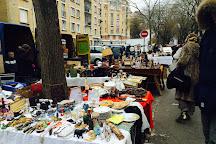 Marche aux Puces de la Porte de Vanves, Paris, France