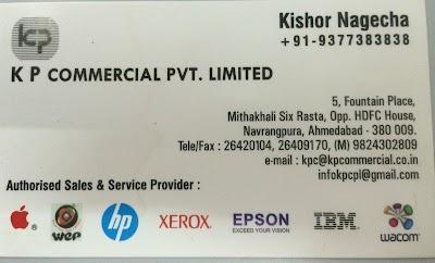 K P Commercial