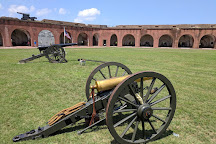 Fort Pulaski National Monument, Tybee Island, United States