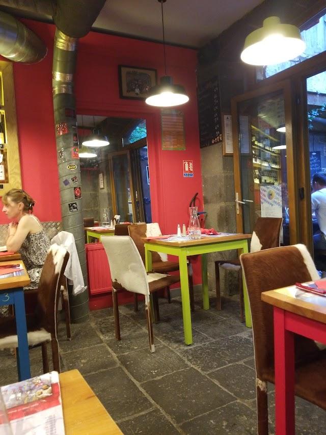 Le Boeuf Cafe