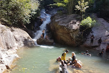 Titi Kerawang Waterfalls, Penang Island, Malaysia