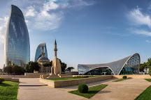 Alley of Martyrs, Baku, Azerbaijan