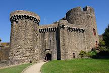 Tour de la Motte Tanguy, Brest, France