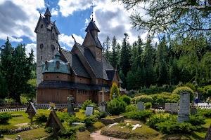 Stabkirche Wang