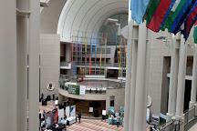 Ronald Reagan Building and International Trade Center, Washington DC, United States