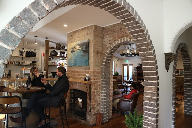The Blue Fox Bar + Kitchen