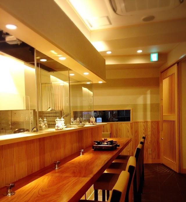 Tokyo meat shabu-shabu house