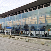 Train Station  Ostrava Svinov
