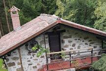 Slap Krampez, Kobarid, Slovenia