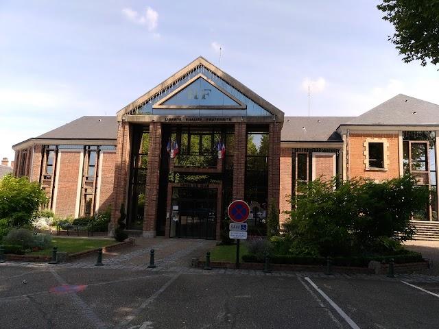 Mairie de La Ferté Saint-Aubin