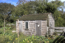 Oldest House (Jethro Coffin House) and Kitchen Garden, Nantucket, United States