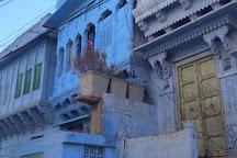 Walk to blueCity heritagetour, Jodhpur, India