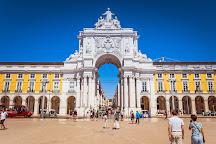 Praca do Comercio (Terreiro do Paco), Lisbon, Portugal