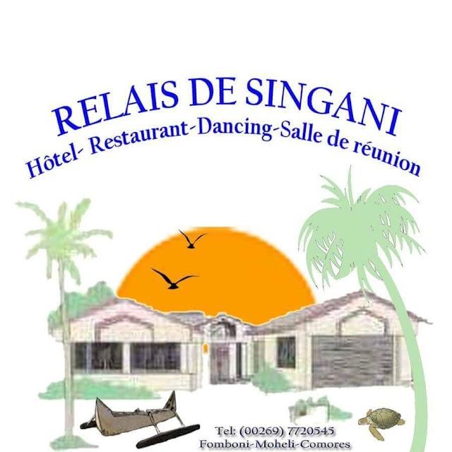 Le Relais de Singani hôtel