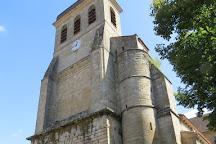 Eglise Saint Sauveur, Figeac, France