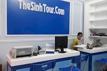 The Sinh Tourist, Hanoi, Vietnam