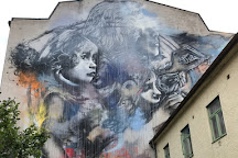 No Limit Street Art Boras, Boras, Sweden