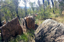 Sandstone Caves, Coonabarabran, Australia