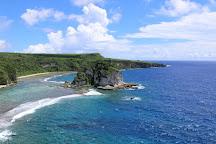 Landing Beach, Saipan, Northern Mariana Islands