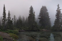 Mowich Lake, Mount Rainier National Park, United States