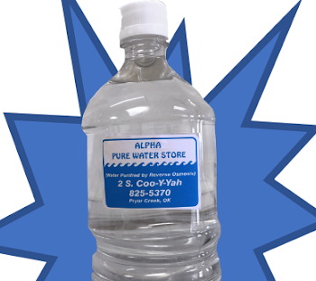 Alpha Pure Water Store Payday Loans Picture