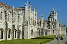 Jardim da Praca do Imperio, Lisbon, Portugal