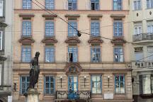 Catholic Franciscan church (Hl. Hieronymus), Vienna, Austria