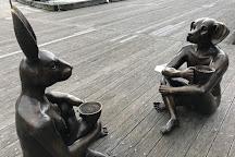 Woolloomooloo Wharf, Sydney, Australia