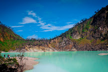 White Crater, Ciwidey, Indonesia