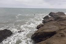 Playa de Puerto Engabao, Engabao, Ecuador