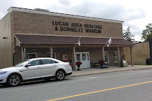 Lucan Area Heritage & Donnelly Museum, Lucan, Canada
